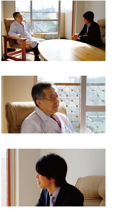 櫻田教授×塩瀬真央
